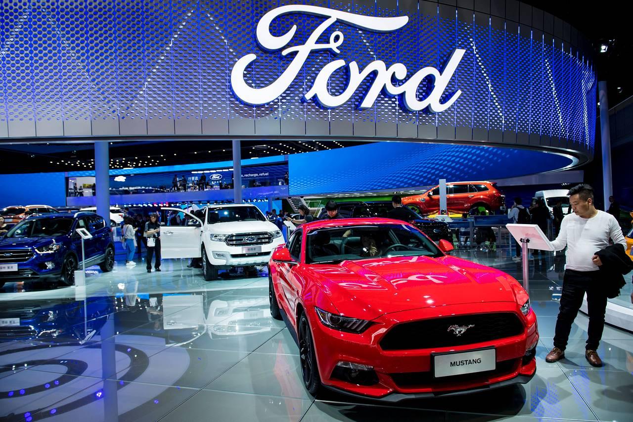 福特专利设计汽车对汽车的加密交易