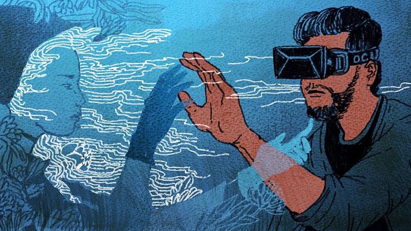 VR开发人员使用区块链技术构建沉浸式娱乐