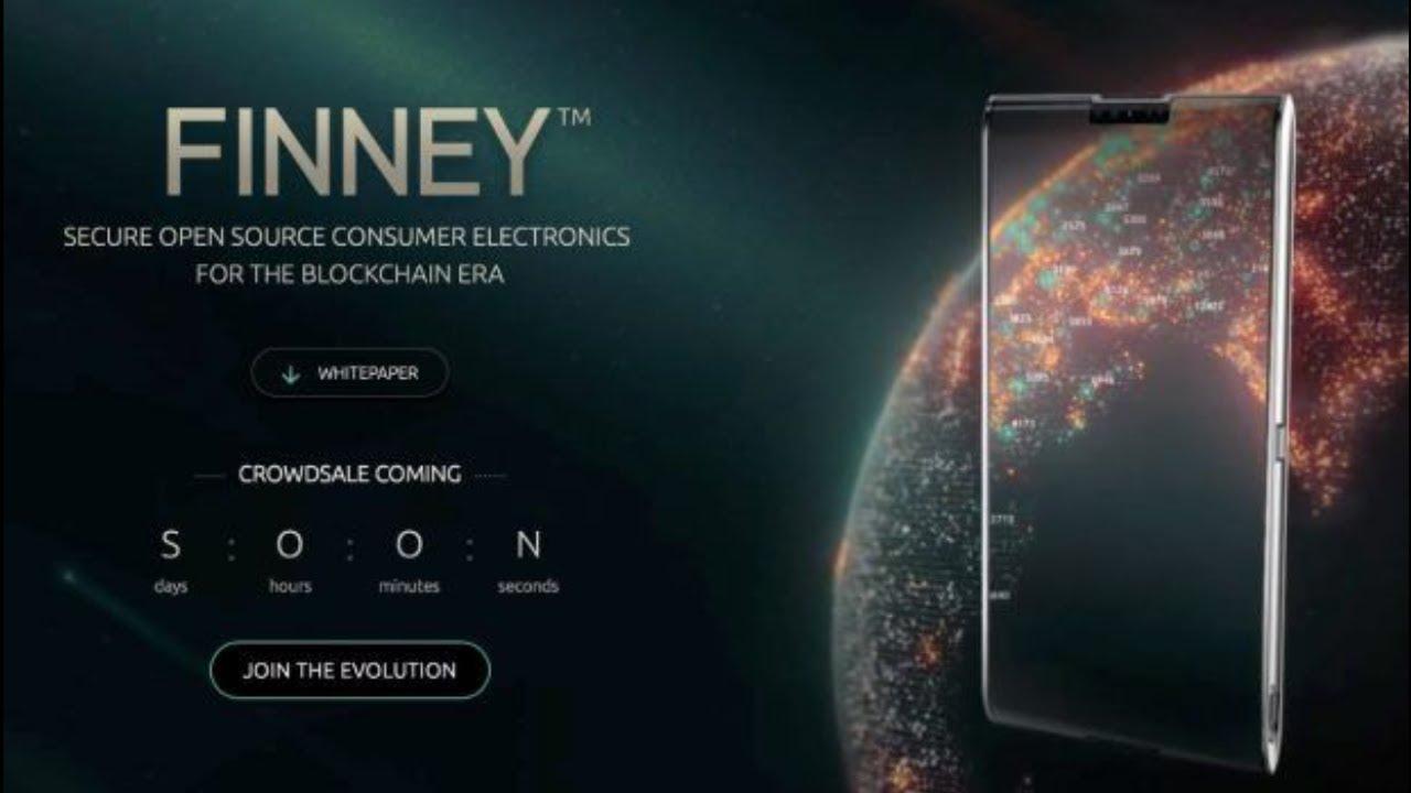 富士康将生产Sirin Labs的区块链手机