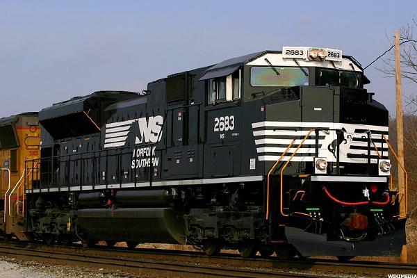 美国铁路网诺福克南方公司加入区块链运输集团