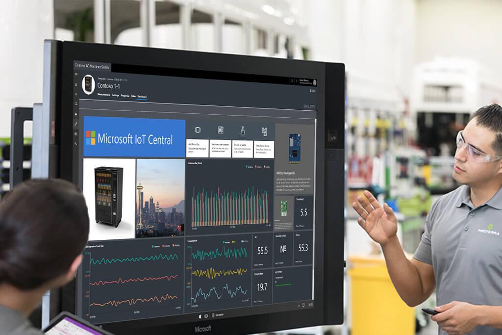 微软计划未来4年在全球物联网投资5亿美元