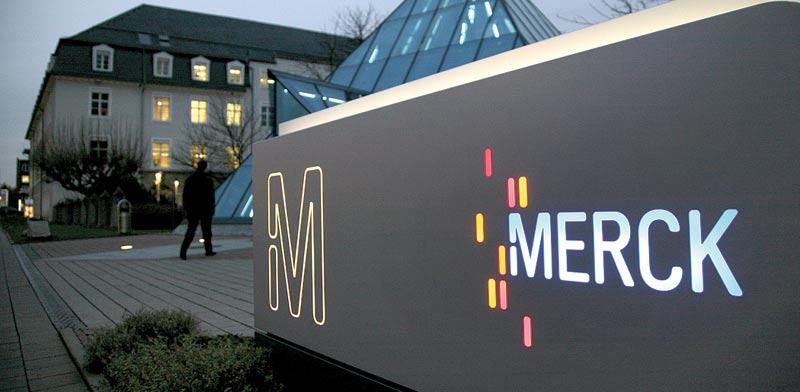 制药巨头默克公司利用区块链打击假冒药品