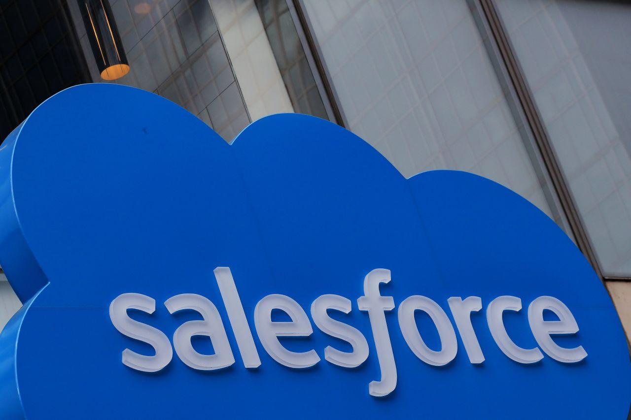 美国云计算公司Salesforce推出低代码商用区块链产品