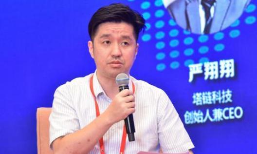 严翔翔:新农业建设的金融需求迅速增大 区块链应用前景广阔