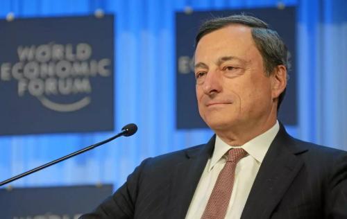 欧洲央行行长:规范比特币,不是欧洲央行的责任